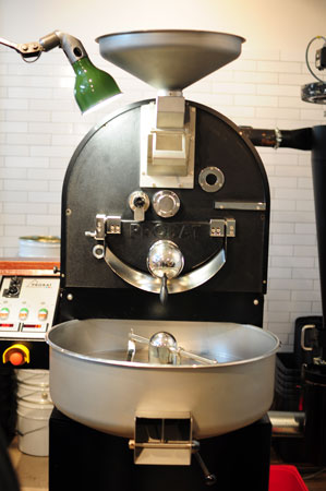 A place to find real coffee, Prahran's Market Lane Coffee ...
