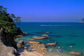 Get in Touch with Nature in Tottori, Japan
